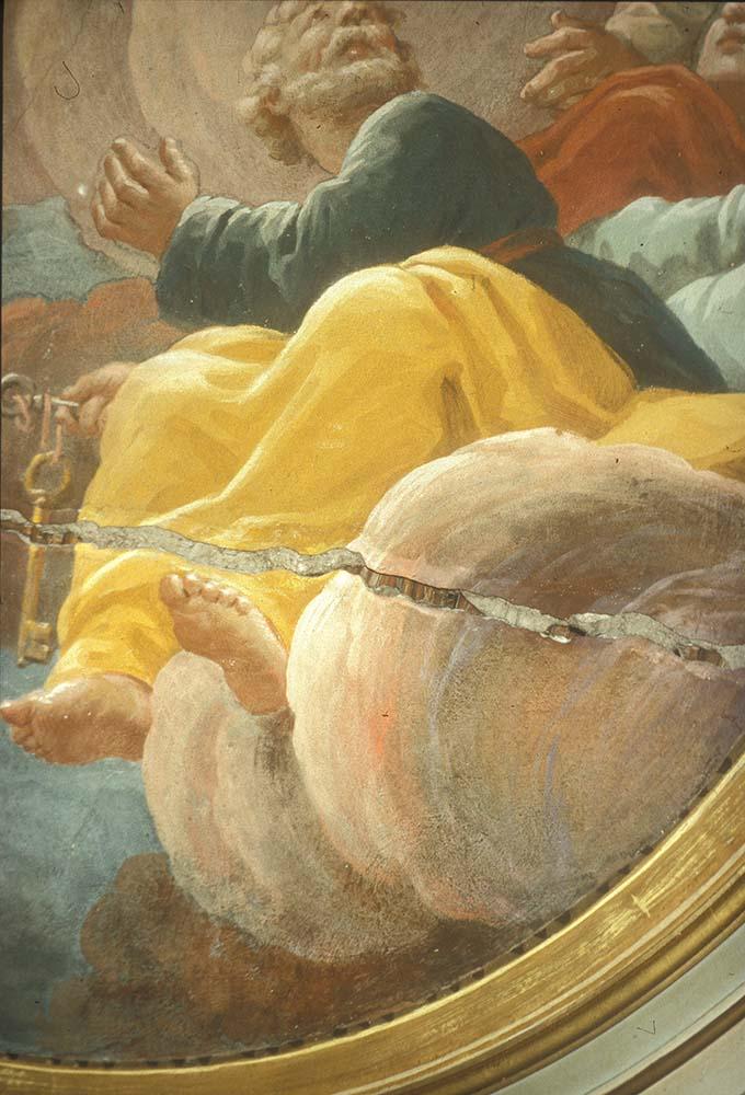 Archè-Restauri_Parma_1996-Cappella del Vescovo-11